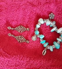 Алка и обетки - aquamarine