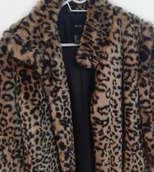 FUR Cheetah coat Forever21