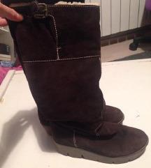 Michael Kors кожни, зимски чизми