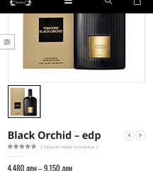 Original Tom Ford black orchid unisex 100ml
