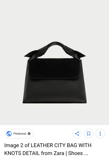 Zara city bag REZZZ.