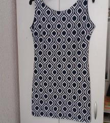 Nov trendy fustan M-L