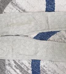 Pantoloni kremavi