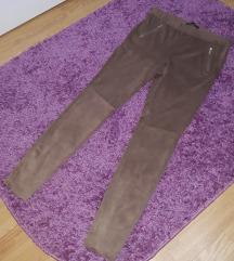 Novi velur pantaloni