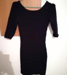 Mango Suit - црно фустанче * намалено