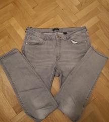 H&M сиви фармерки