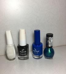 Сите 4 лакови за нокти