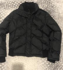 Crna jakna M-L