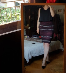 КОМБИНАЦИЈА - кошула + сукња