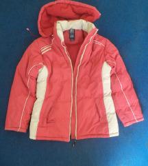 Неносена зимска јакна
