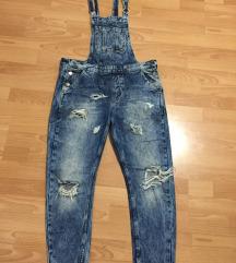 Тексас фармерки  со трегери