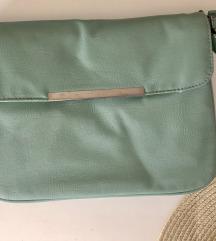 Мала тиркизна чанта