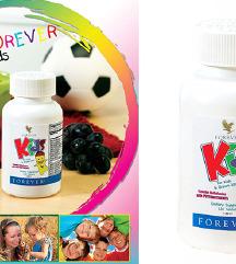 Kids -Tableti za deca so suseno ovosje i zelencuk