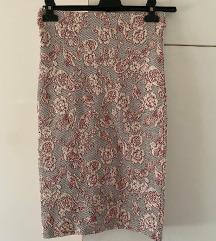 Сукња со дезен