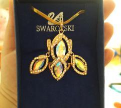 Nov swarovski nakit unikat
