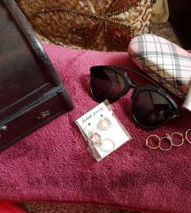 Komplet - kutija, Mango naocari, prsteni i obetki