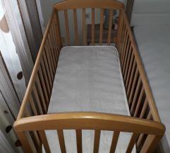 Prodavam krevetce za bebe cisto drvo