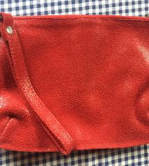 Нова црвена плик чанта