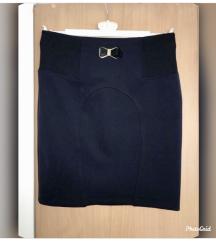 NOVA teget suknja