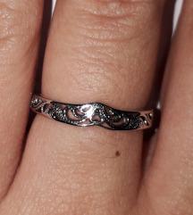 Srebren nov prsten s925