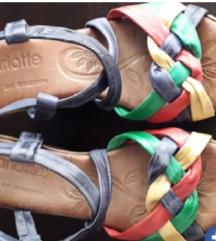 Кожни бренд сандали намалени 50%,за само 350ден.