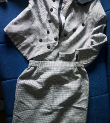 Pepito komplet suknja i palto