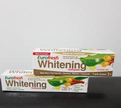 Паста за избелување на заби Whitening