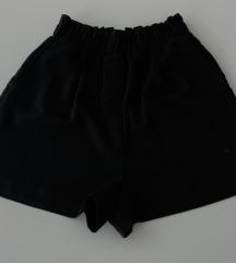 Extra high waisted shorts
