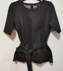 Comma, блуза со кратки ракави