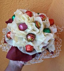Букет од бонбони