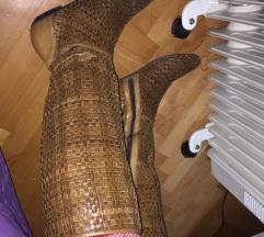 КОЖЕНИ чизми кафеави