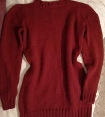Волнен џемпер - намален