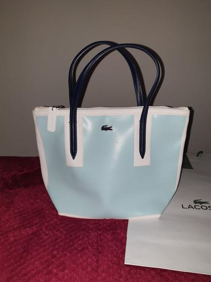 Tote medium bag-by Lacoste
