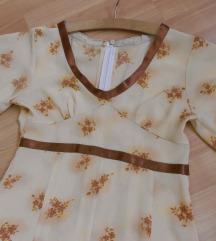 Krem fustan M/L