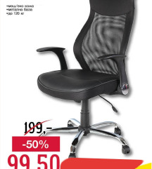 50 % POPUST - OFFICE STOL KASIOPE