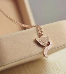 Rose gold ланче