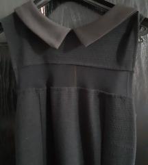 Црн елегантен фустан
