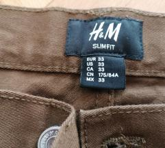 Нови, H&M необлечени пантолони
