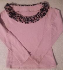 Ангорско волнено блузиче