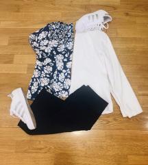 Вивенди принт маица/блуза бр. 36-38