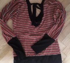 Блуза  свечена