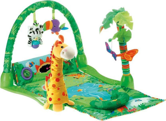 Fisher-Price Rainforest Musical Gym 🔥 960 ден 🔥