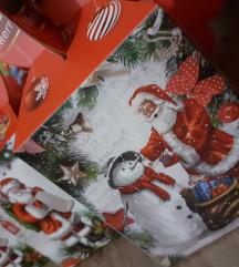 Кутија со персонализирани чоколатца