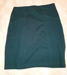 zelena sukjna