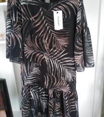 Potpolno nov fustan/tunika so shvajcarski kvalitet