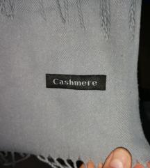 Сив кашмирен шал