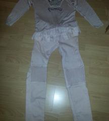 Zara komplet novi pantoloni i bluza za 500den