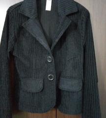 Crno palto namaleno 150