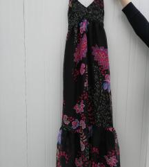 AYFEE фустан со флорален принт