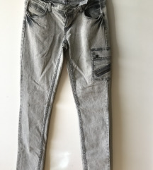Неносени фармерки